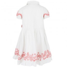 Oilily Frill Detail Dress
