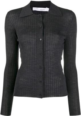 IRO Spread-Collar Cardigan