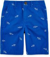Arizona Chino Cotton Shorts - Preschool Boys 4-7