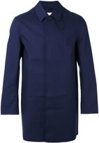 MACKINTOSH single breasted coat - men - Cotton - 40