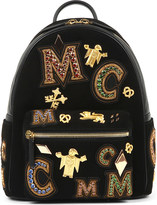 MCM Stark Crown Jewel small backpack