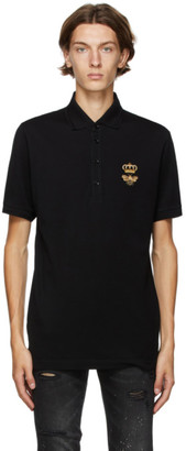 Dolce & Gabbana Black DNA Polo
