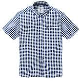 Lambretta Multi Gingham Short Sleeve Shirt Regular