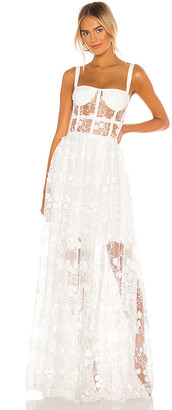 Bronx and Banco Scarlett Maxi Dress