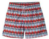 Stella Cove Panda Swim Trunks