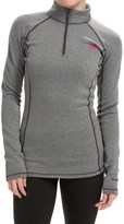 The North Face Expedition Base Layer Top - Zip Neck, Long Sleeve (For Women)