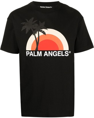 Palm Angels graphic print T-shirt