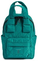 Marc Jacobs Nylon Knot Backpack - Green