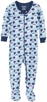 Hatley Baby Boys' Mini Footed Coverall Sleepsuit