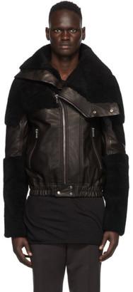 Rick Owens Black Keith Jacket