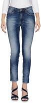 Manila Grace Denim pants - Item 42614784