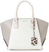 Kenneth Cole Reaction White Sand Alexa Tote