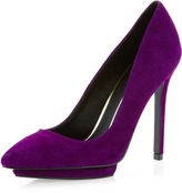 Bella Suede Pump