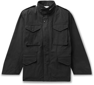 WTAPS Wmill-65 Cotton And Nylon-Blend Jacket