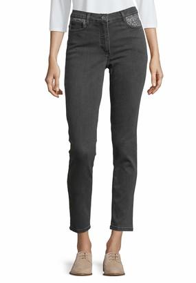 Betty Barclay Women's 5616/9711 Straight Jeans