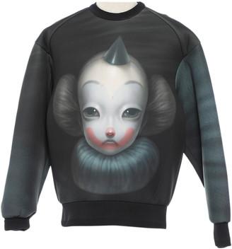 Juun.J Black Polyester Knitwear & Sweatshirts