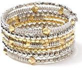 Penningtons Coil Bracelet with Beads