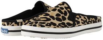 Keds x kate spade new york Double Decker Mule (Leopard) Women's Shoes