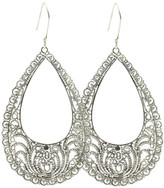 Exex Design Jewelry Sterling Silver Rosario Bohemian Earrings