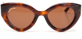 Balenciaga Eyewear Cat-Eye Sunglasses
