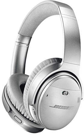 Bose ; NEW ; QuietComfort 35 Wireless Headphones II - Silver