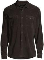 John Varvatos Dale Western Corduroy Shirt