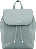 Cath Kidston Seafoam Blue Saxham Leather Backpack