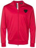 Rossignol logo patch sports jacket
