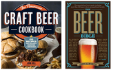 The Beer Bible and The American Craft Beer Cookbook