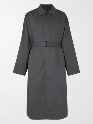Lemaire Cotton-Blend Gabardine Trench Coat