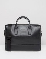 HUGO BOSS HUGO by Element Leather Portfolio Bag