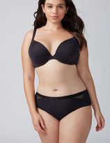 Lane Bryant Mesh Cheeky Panty with Point D'esprit & Lace