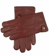 Dents Salisbury Brown Leather Gloves