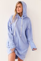 Project Social T Extreme Dolman Sleeve Sweatshirt Dress