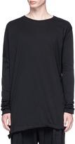 Damir Doma 'Theun' asymmetric long sleeve T-shirt