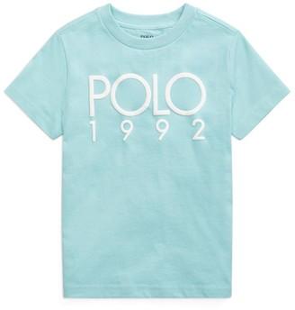 Ralph Lauren Kids Polo 1992 T-Shirt (5-7 Years)