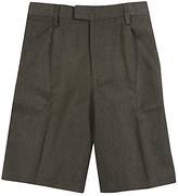 Marks and Spencer Boys' Regular Leg Pleat Front Shorts