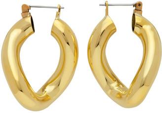 Laura Lombardi Gold Anima Earrings