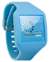 "Nooka Unisex ZUB-ZIRC-NB-20 ""Zub Zirc"" Watch with Blue Band"