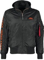 Alpha Industries Se Light Jacket Black/grey