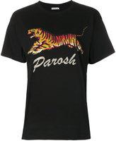P.A.R.O.S.H. tiger print T-shirt