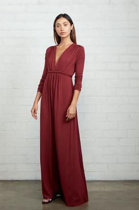 Rachel Pally Long Sleeve Full Length Caftan Dress