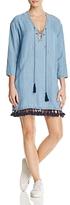 Rails Alicia Chambray Tassel Dress - 100% Exclusive