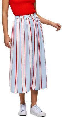 Selected Rory Midi Skirt