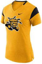 Nike Women's Wichita State Shockers Fan V Top T-Shirt