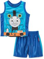 Children's Apparel Network Thomas the Tank Engine Tank & Shorts - Infant & Toddler