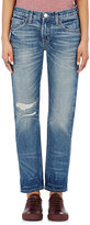 Current/Elliott Women's The Selvedge Fling Jeans