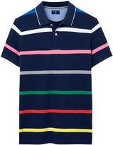 Gant Nautical Multistripe Polo Shirt