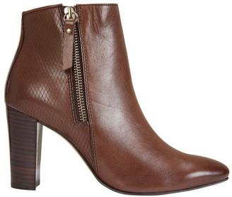 Jane Debster Belgium Brown Glove Boot