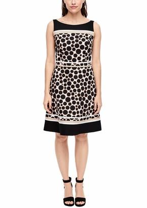 S'Oliver BLACK LABEL Women's Kleid Kurz Dress